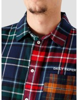 Daily Paper Daily Paper Hocheck Shirt Green Red Check 2021323