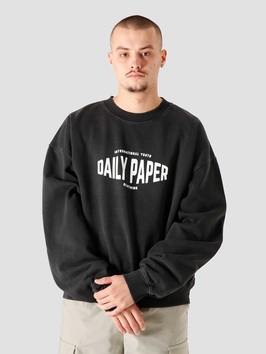 Daily Paper Hoyouth Sweat Black 2021312