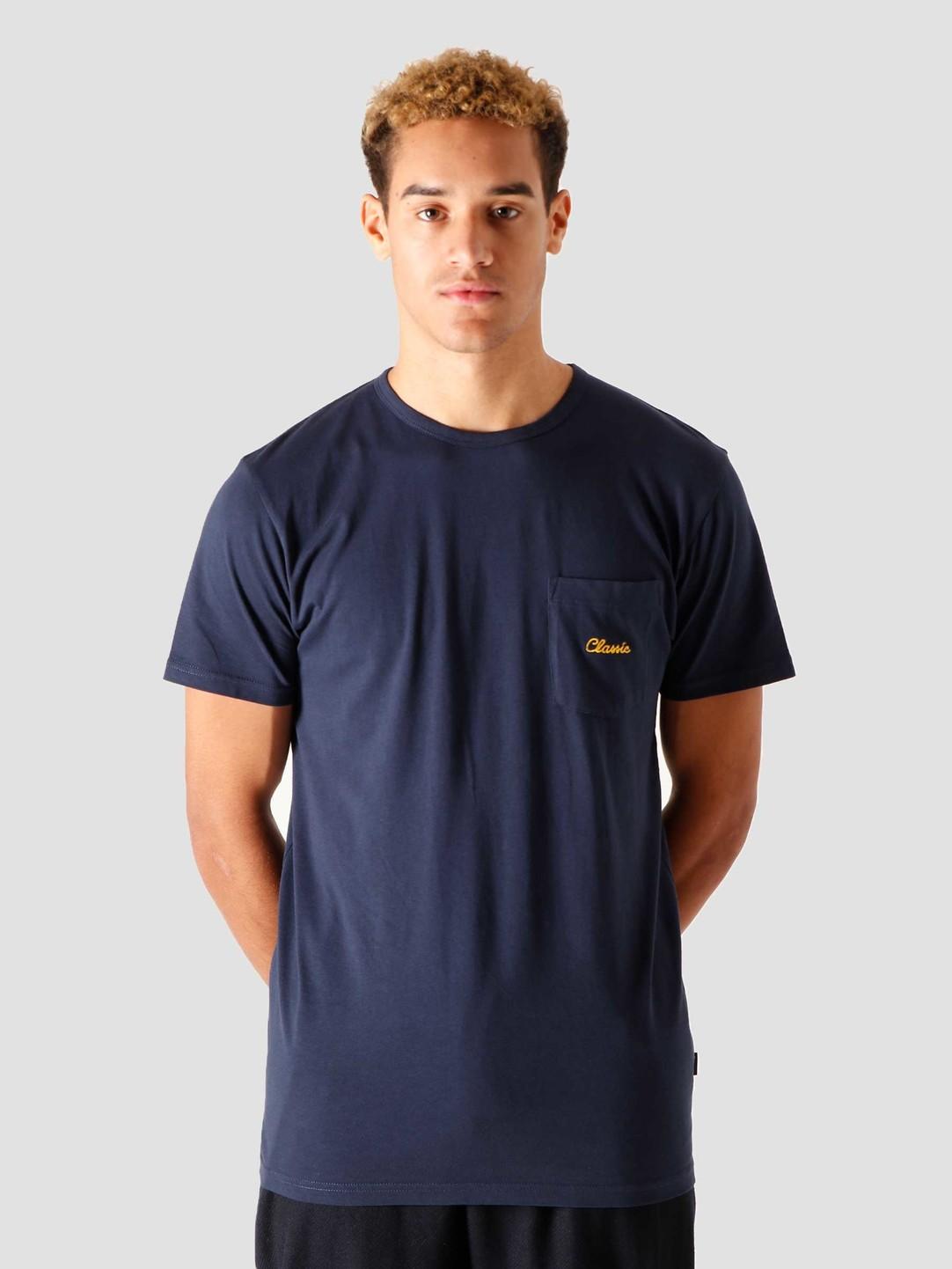 Ceizer Ceizer Classic Pocket Shirt Blue FW2020-016