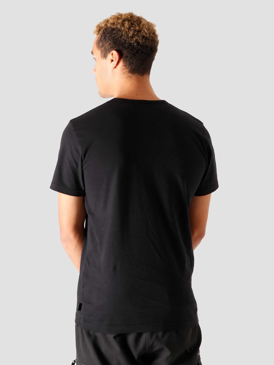 Ceizer Ceizer Fuck Off T-Shirt Black FW2020-007