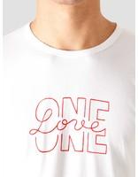 Ceizer Ceizer One Love T-Shirt White FW2020-006