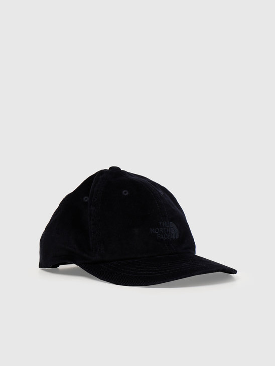 The North Face Heritage Cord Cap Aviator Navy NF0A4SIBRG1