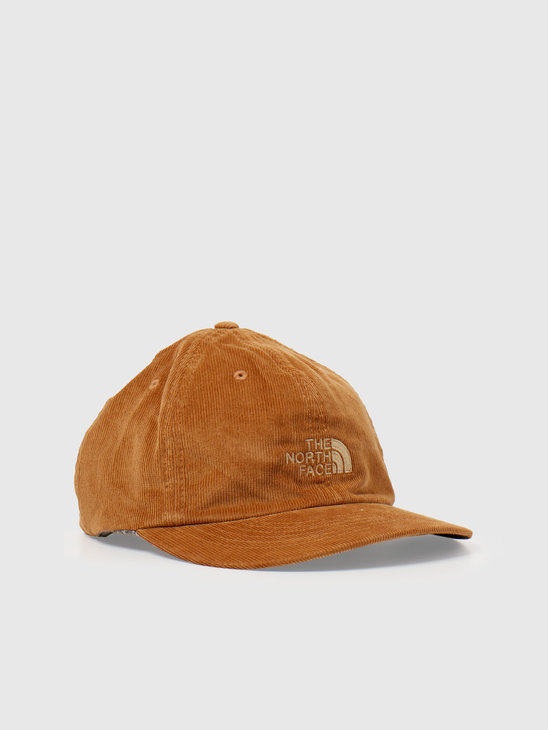 The North Face Heritage Cord Cap Utility Brown NF0A4SIB173
