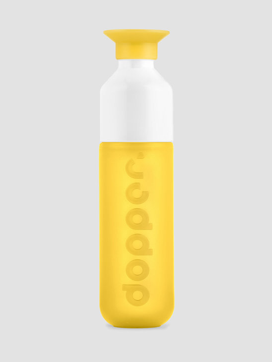 Dopper Water Bottle 450ml Sunshine Splash 949