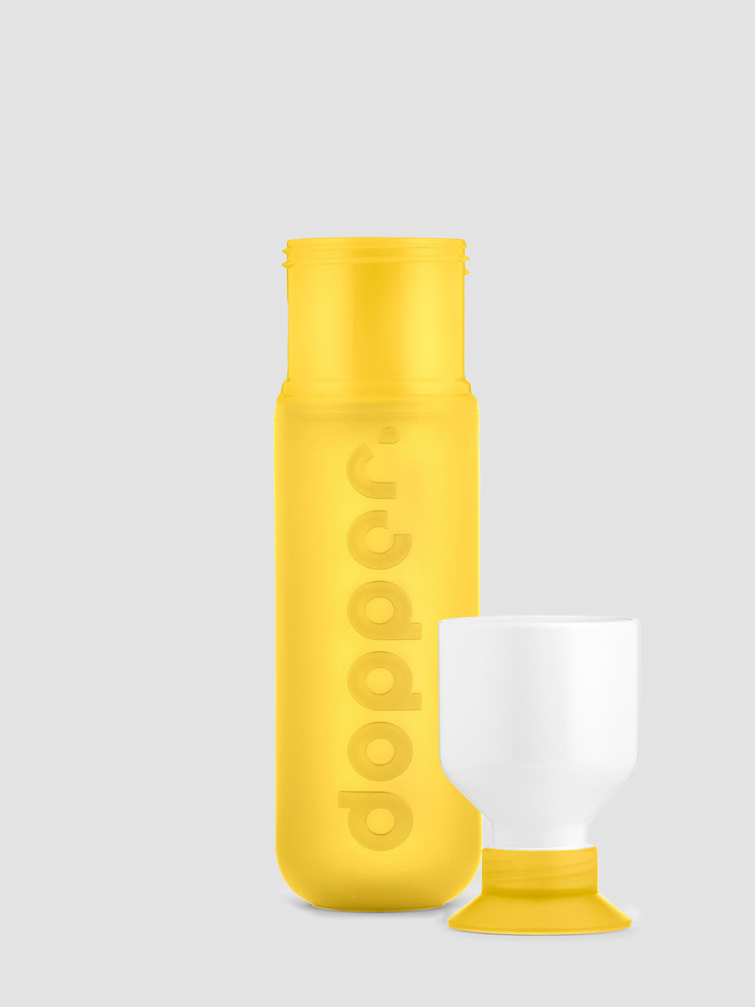 Dopper Dopper Water bottle 450ml Sunshine Splash 949