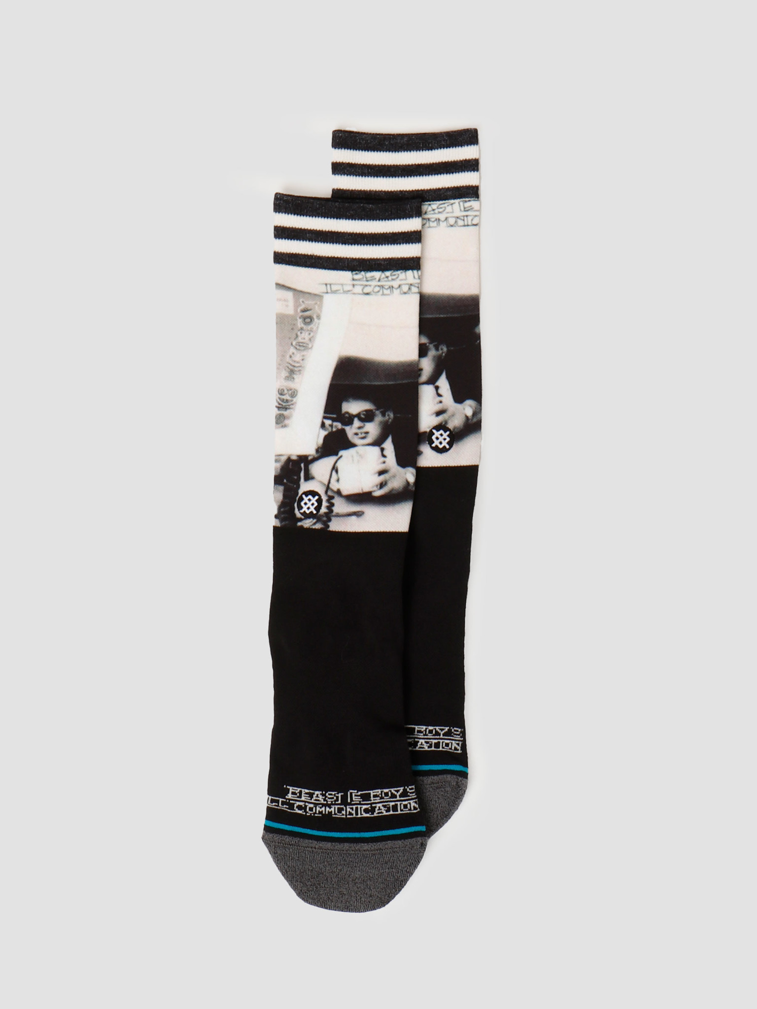 Stance Stance Ill Communications Black A545D20ILL