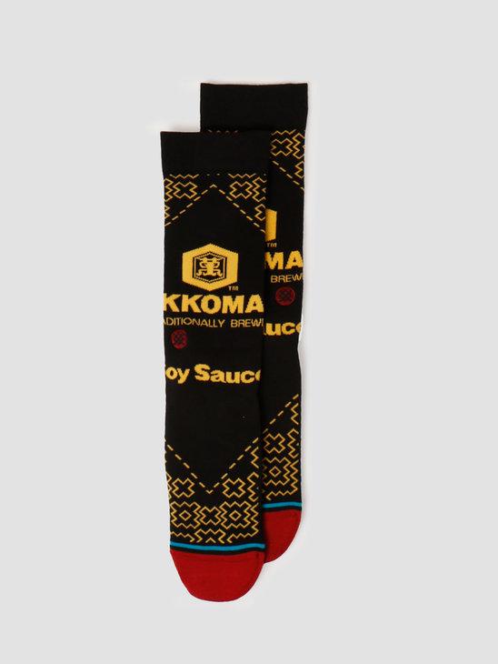 Stance Kikkoman Black A545D20KIK