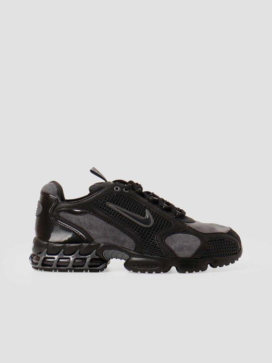 Nike Air Zoom Spiridon Cage 2 Se Black Dark Grey Anthracite CU1768-001
