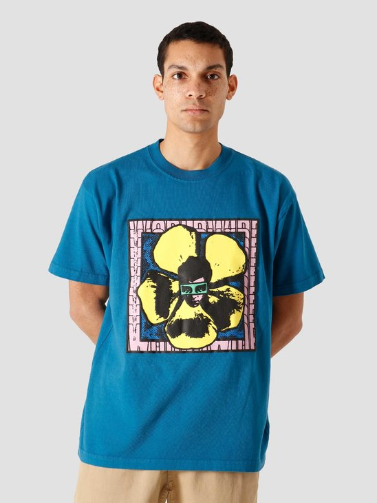 Obey We Make The Flowers Grow Blue Sapphire 166912522