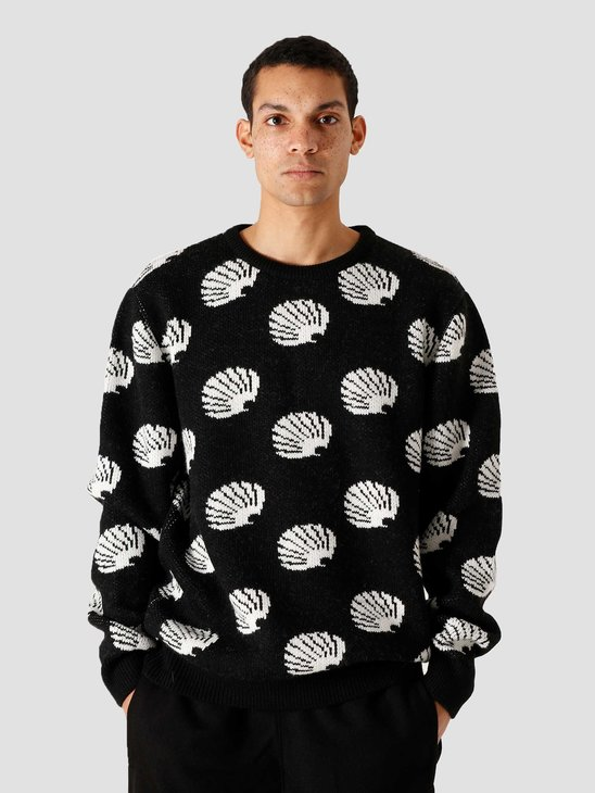 New Amsterdam Surf association New Amsterdam Beach Knit Black