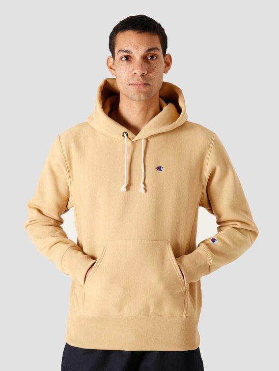 Champion Hooded Sweatshirt Sand 215214