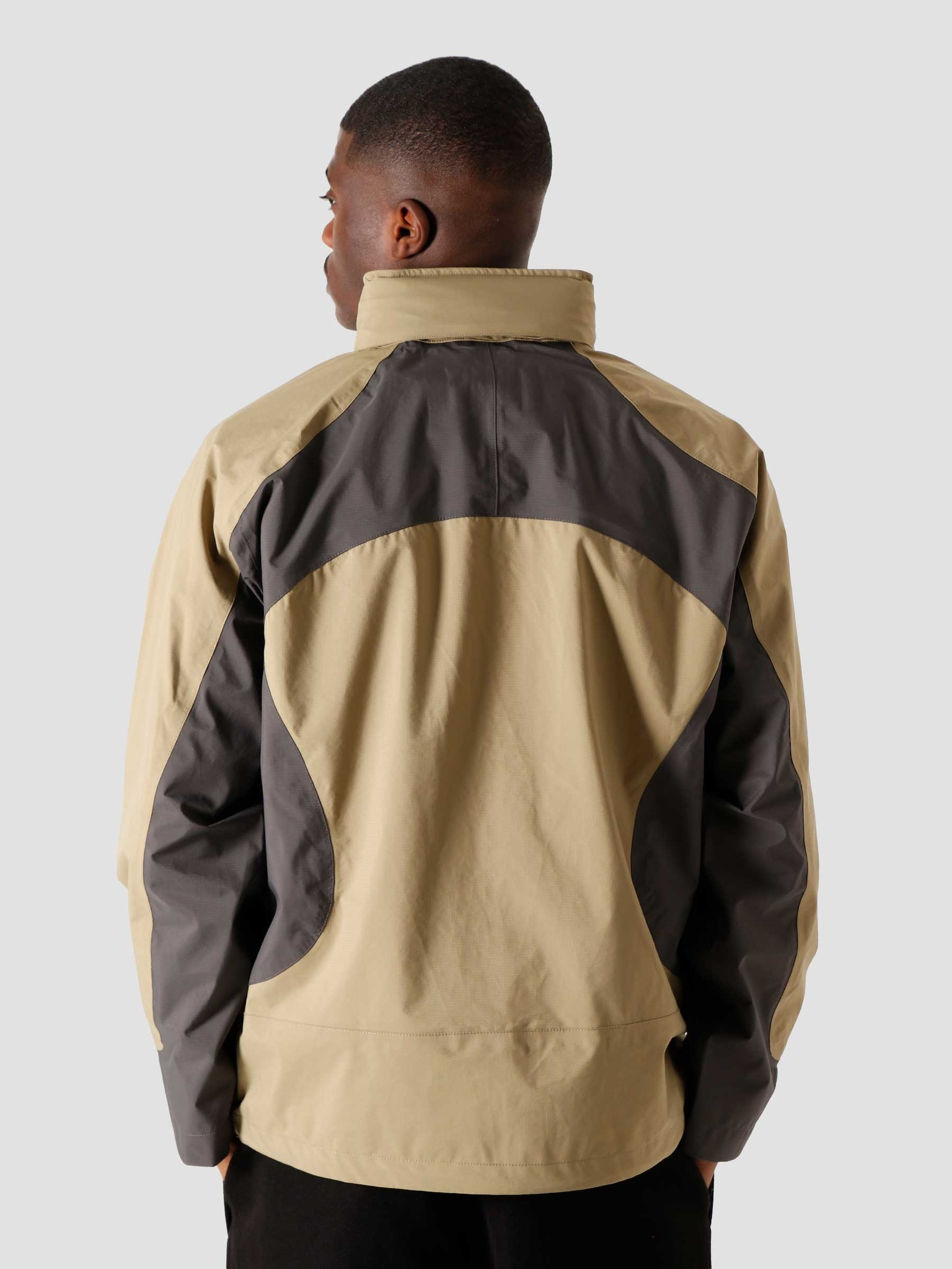 Stussy Stussy Taped Seam Rain Shell Moss 6201936000-0411