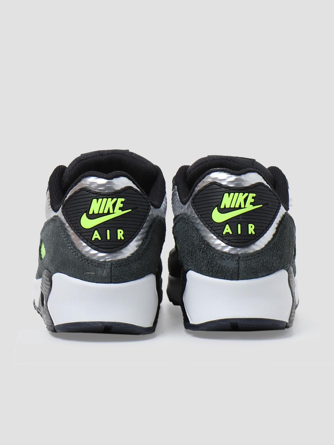 Nike Nike Air Max 90 3M Anthracite Anthracite Volt Black CZ2975-002