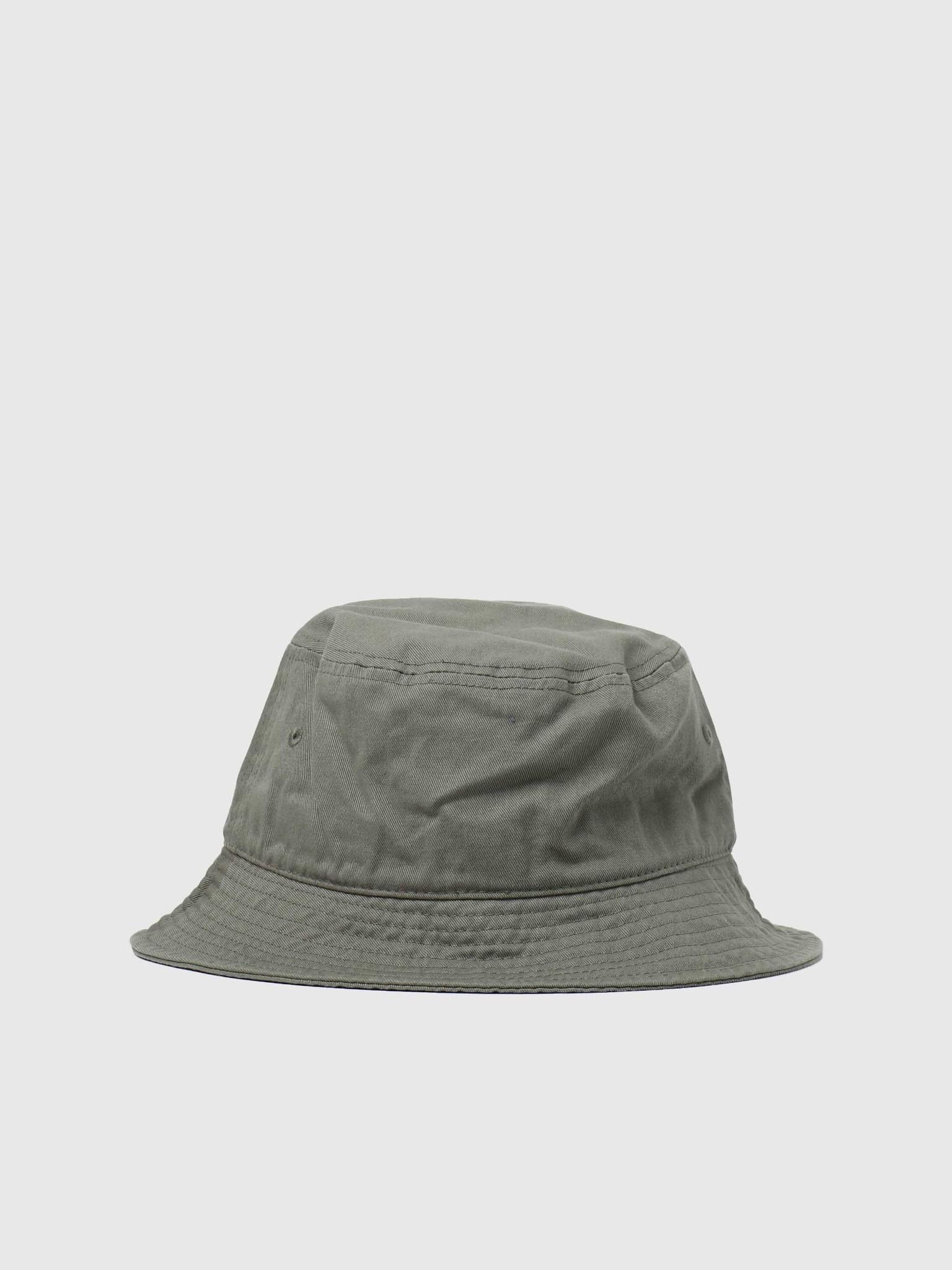 Stussy Stussy Stock Bucket Hat Olive 6505002060-0403