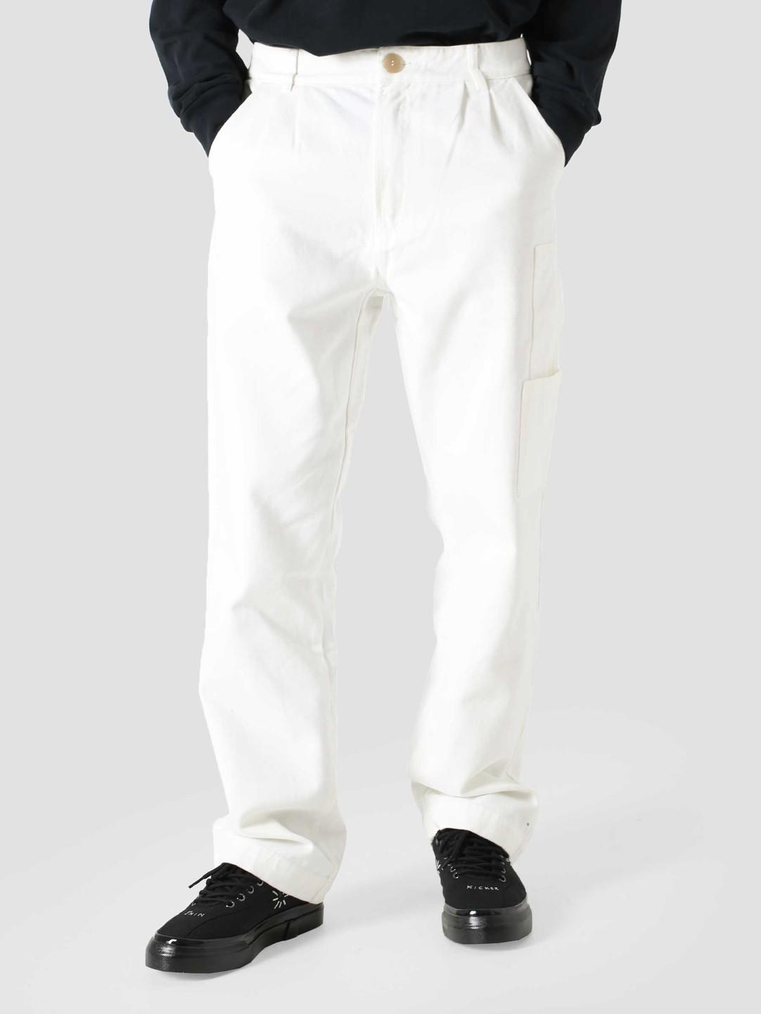 Daily Paper Daily Paper Daily Paper x Bonne Suits White DPBS02