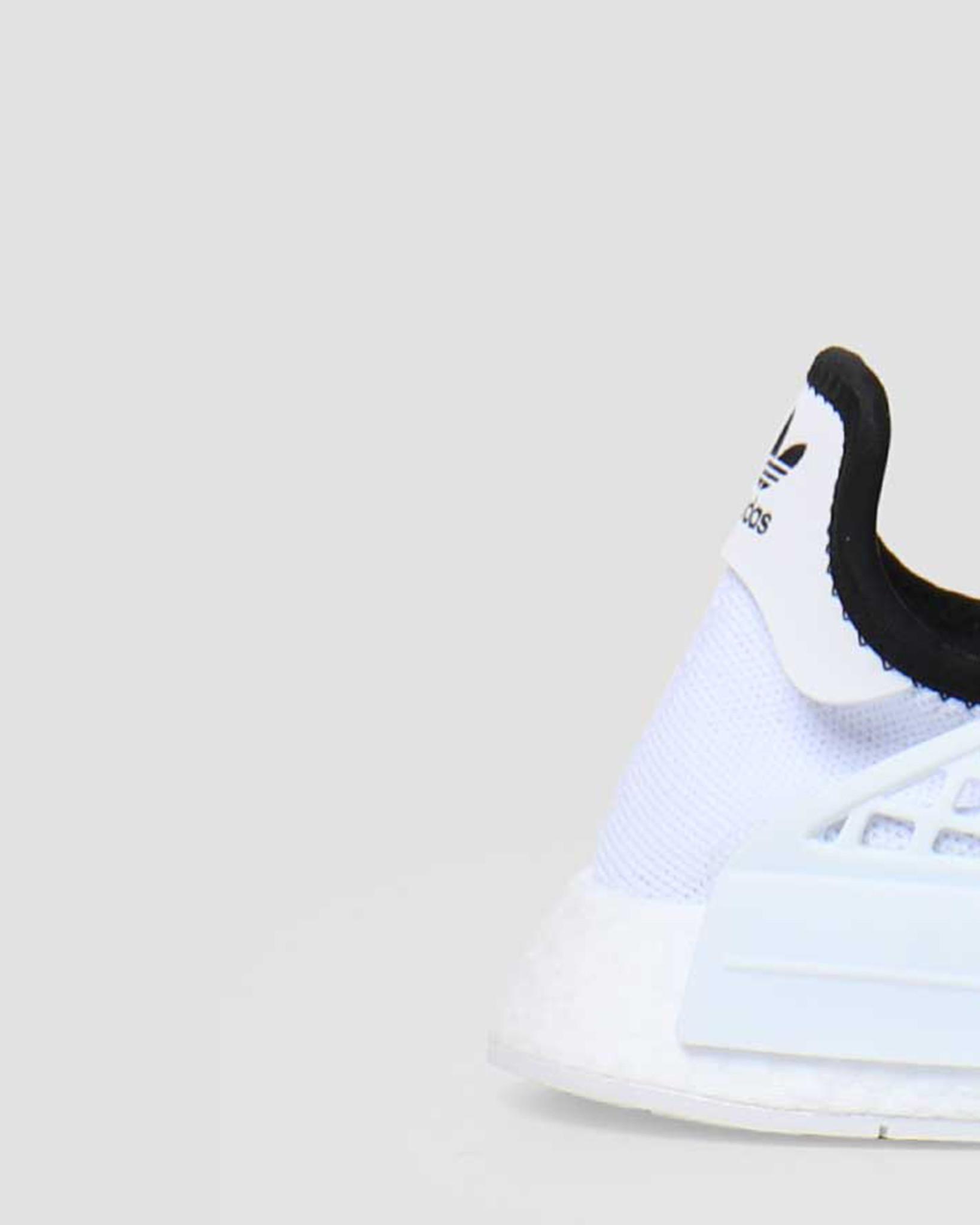 adidas adidas Hu NMD White Black GY0092