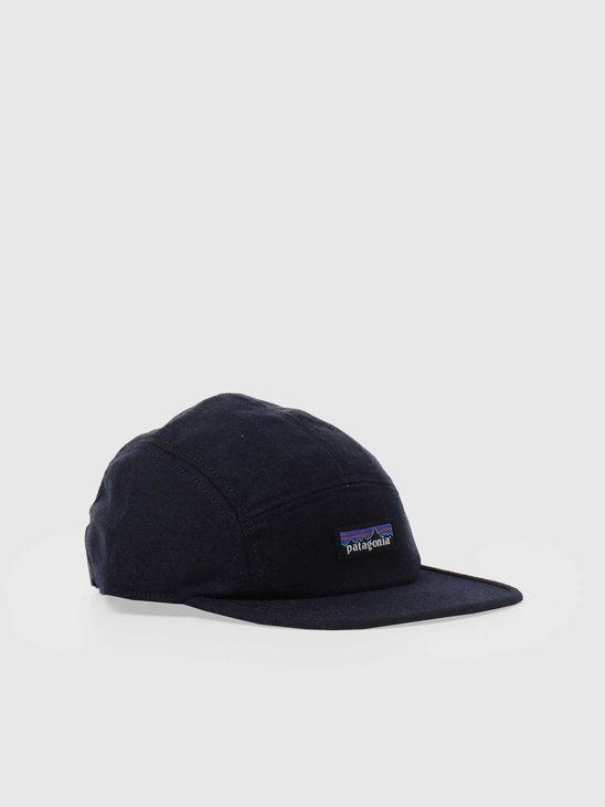 Patagonia Recycled Wool Cap Classic Navy 22320