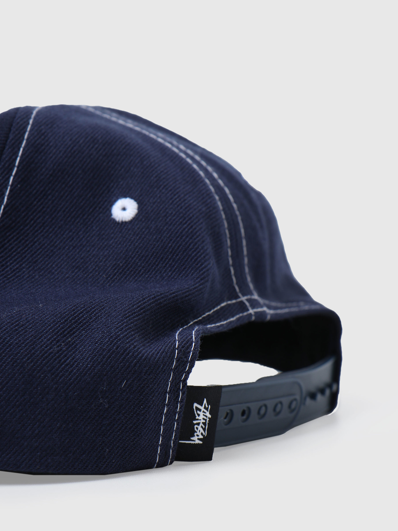 Stussy Stussy Contrast Stitch Stock Cap Navy 6505008090-0806