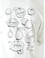Ceizer Ceizer Study & Sketch Longsleeve T-Shirt White VG002