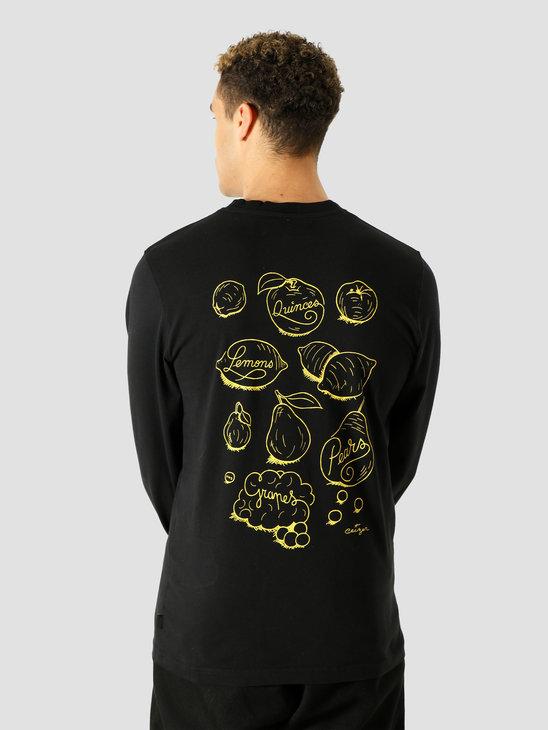 Ceizer x Van Gogh Museum Study & Sketch Longsleeve T-Shirt Black VG003