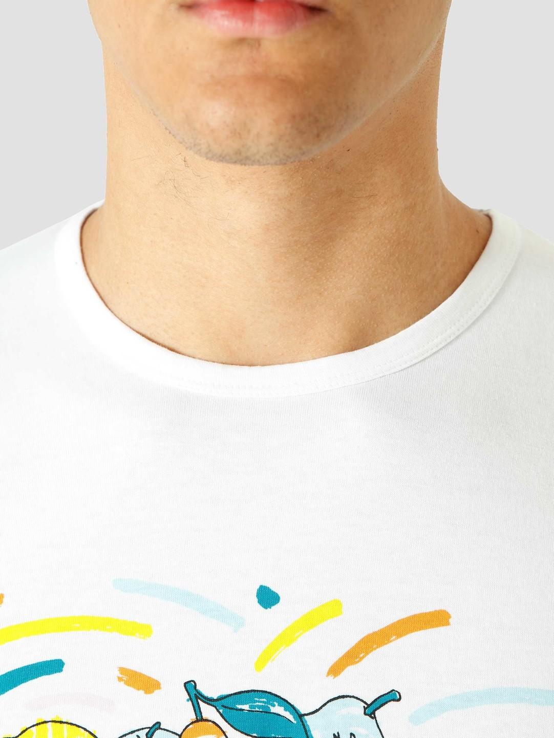 Ceizer Ceizer x Van Gogh Museum Quinces Lemons & Pears Tshirt White VG004