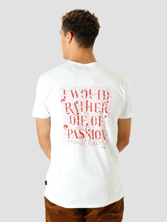 Ceizer x Van Gogh Museum Passion T-Shirt White VG006