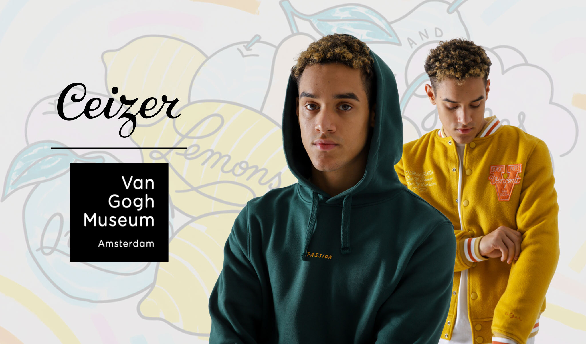 Ceizer x Van Gogh