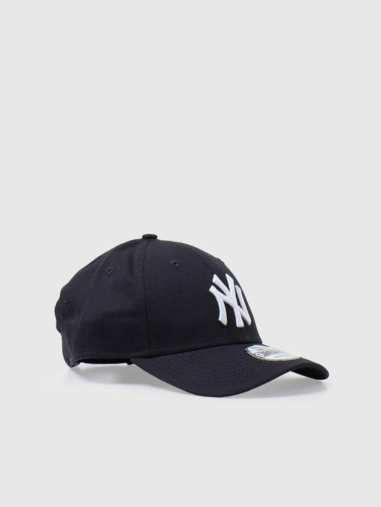 New Era 9Forty League Basic New York Yankees Navy White 10531939