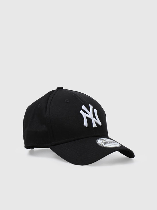 New Era 9Forty League Basic New York Yankees Black White 10531941
