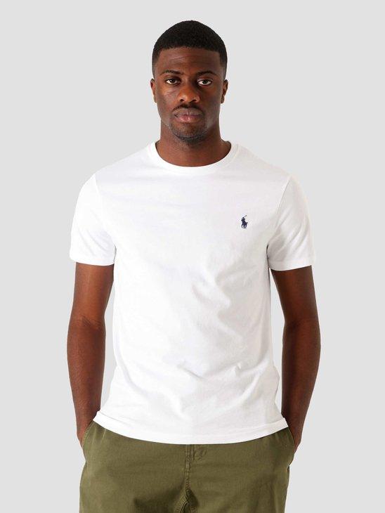 Polo Ralph Lauren Classic T-shirt White 710680785003