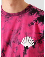 New Amsterdam Surf Association New Amsterdam Surf association Logo T-Shirt Tie Dye 2021017