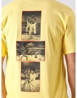 HUF HUF Versus T-Shirt Yellow TS01538