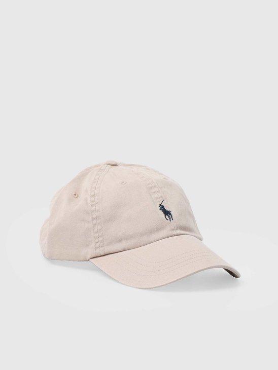 Polo Ralph Lauren Sport Cap Hat Nubuck Relay Blue 710548524005