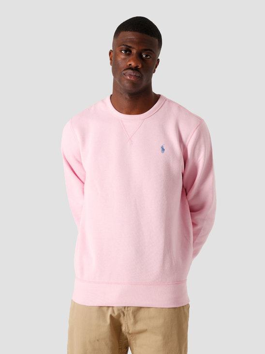 Polo Ralph Lauren Crewneck Sweater Carmel Pink 710766772018