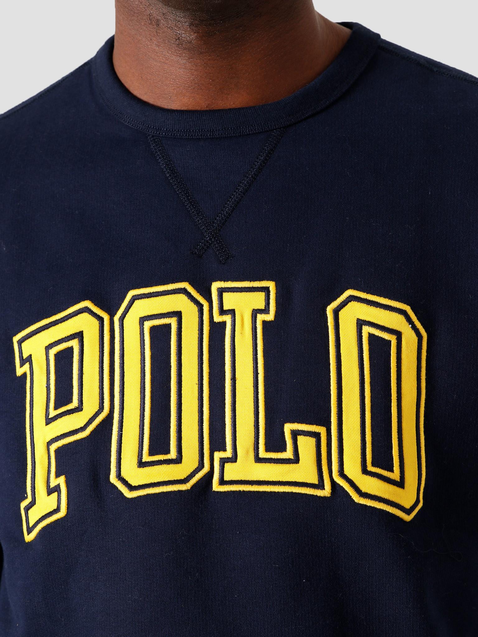 Polo Ralph Lauren Polo Ralph Lauren Longsleeve Cruise Navy 710823896002