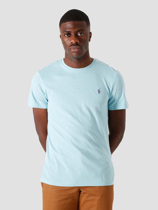 Polo Ralph Lauren Jersey T-Shirt Watchhill Blue 710671438125