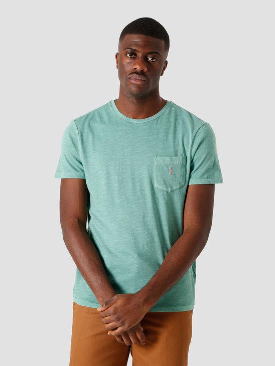 Polo Ralph Lauren Slub Jersey T-Shirt Haven Green 710795137014
