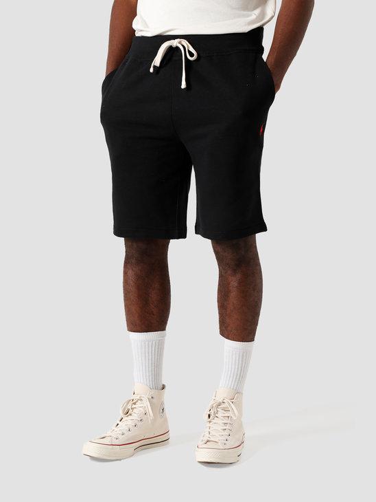 Polo Ralph Lauren Athletic Short Polo Black 710790292001