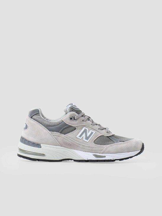 New Balance W991 B GL Grey 527631-50