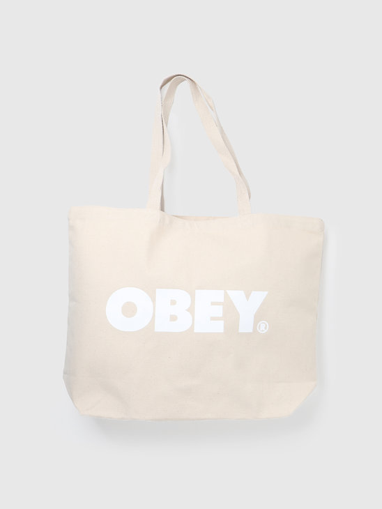 Obey Bold Tote Bag 100552349