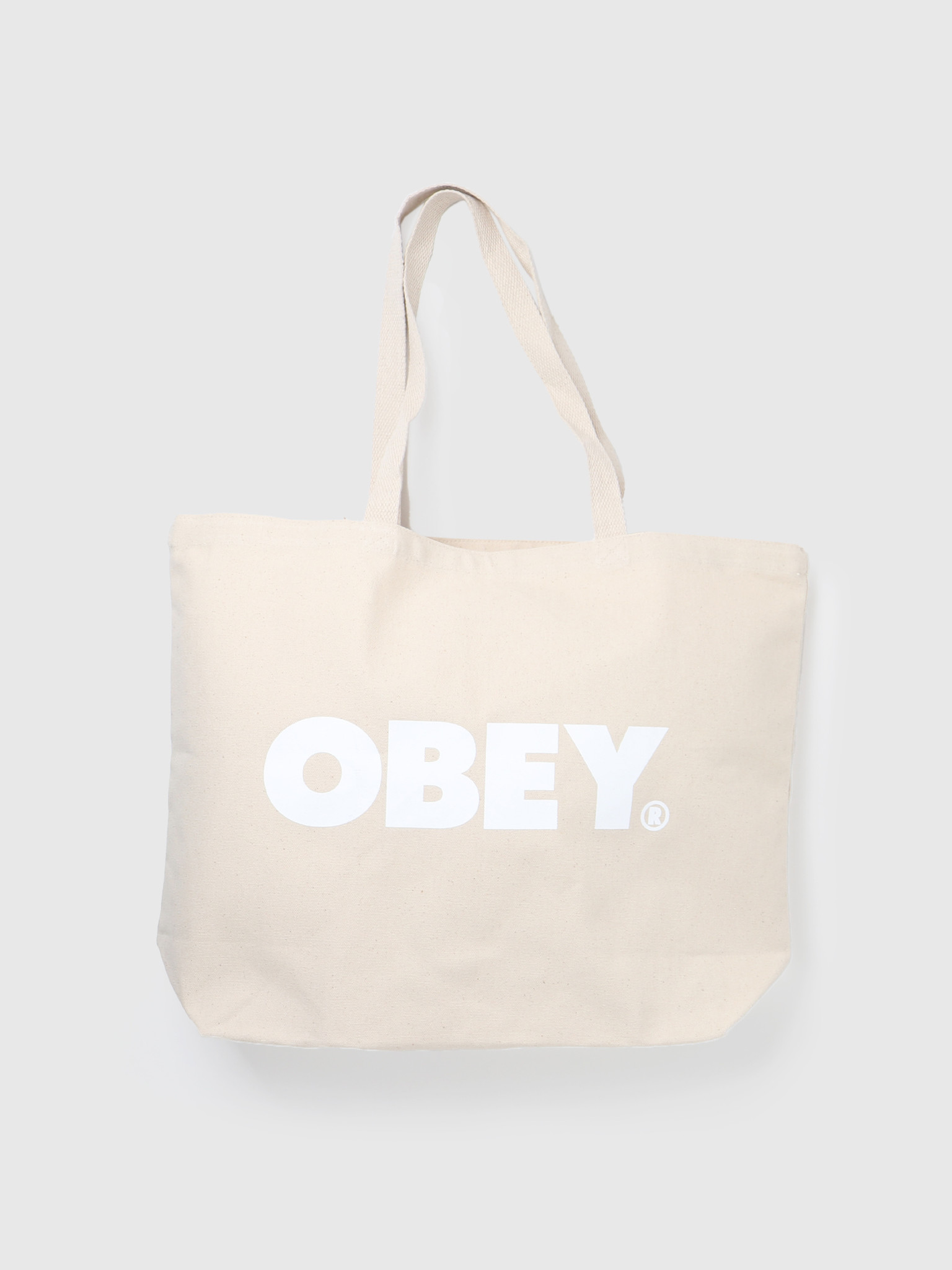 Obey Obey Bold Tote Bag 100552349