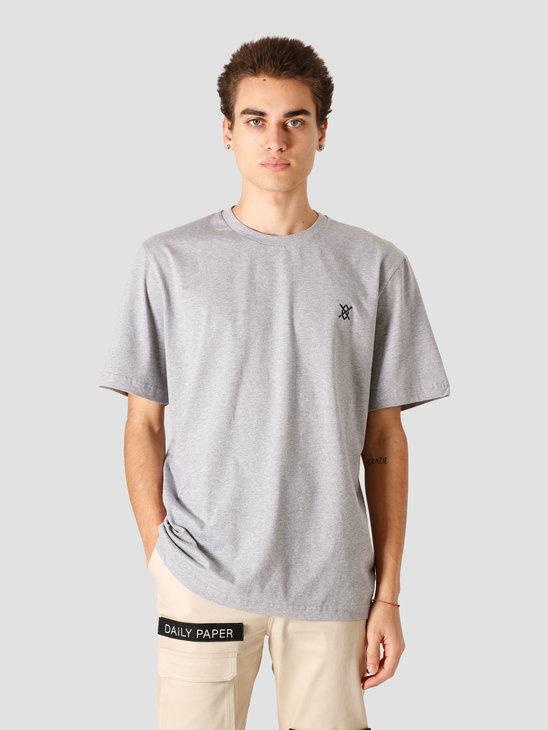 Daily Paper Eshield T-Shirt Grey Melange 2111005