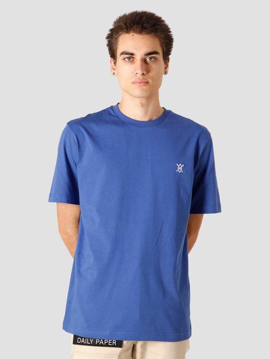 Daily Paper Eshield T-Shirt Mazarine Blue 2111006