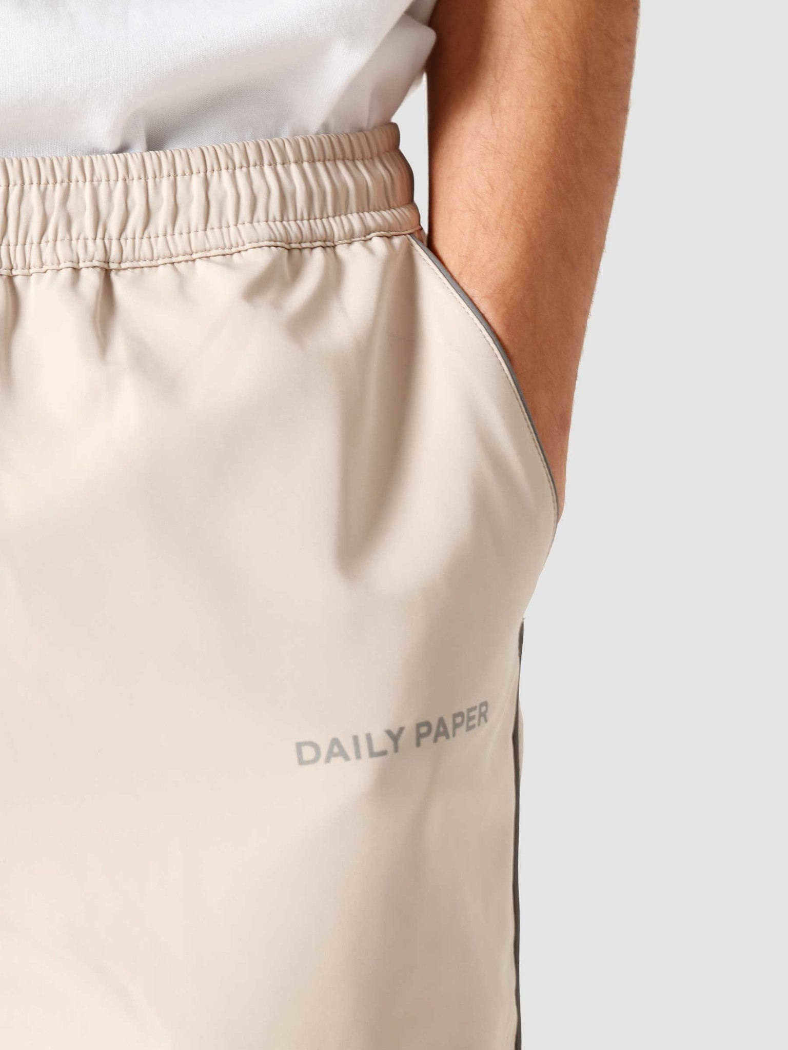 Daily Paper Daily Paper Etrack Pants Chateau Grey 2111023