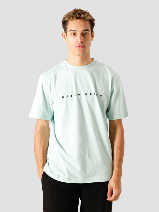 Daily Paper Elias T-Shirt Pastel Turquoise 2111012