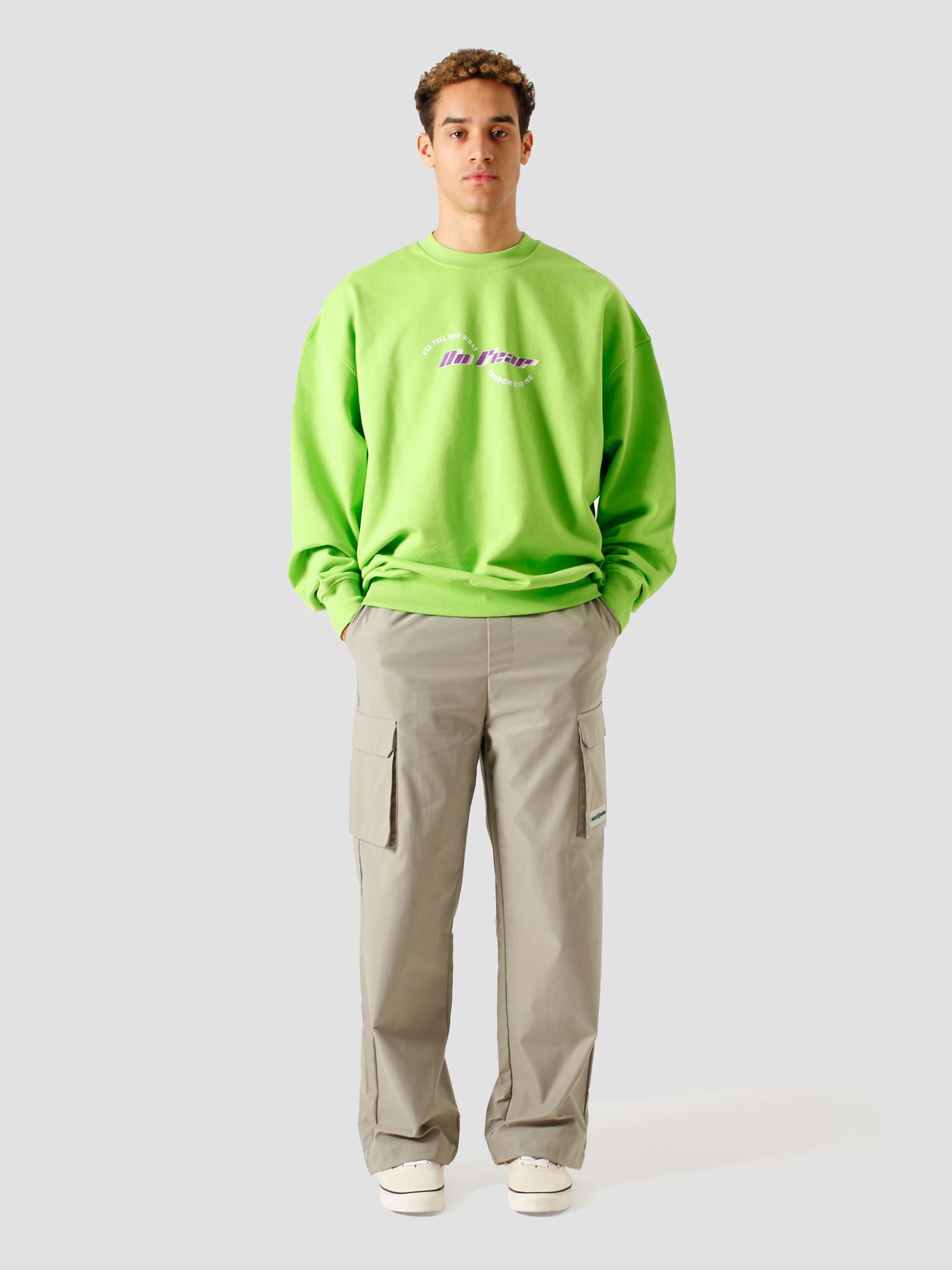 Daily Paper Daily Paper Kerjas Oversized T-Shirt Jasmine Green 2111145