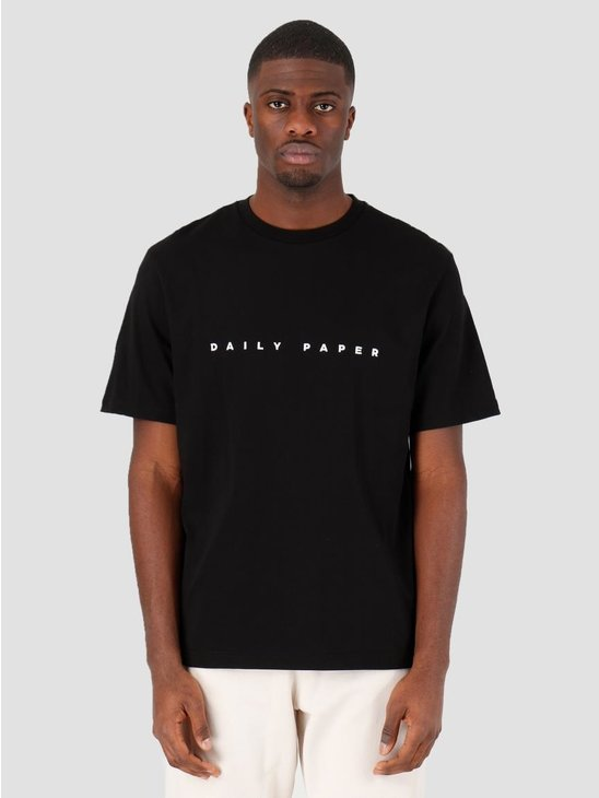Daily Paper Alias T-Shirt Black NOST32