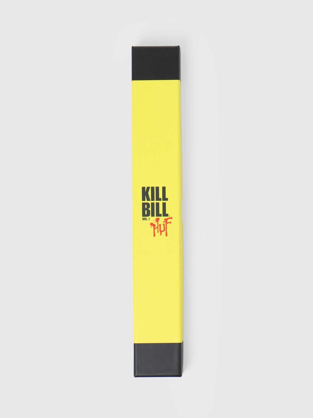 HUF HUF Kill Bill Chopsticks Yellow AC00544
