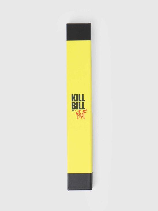 HUF Kill Bill Chopsticks Yellow AC00544