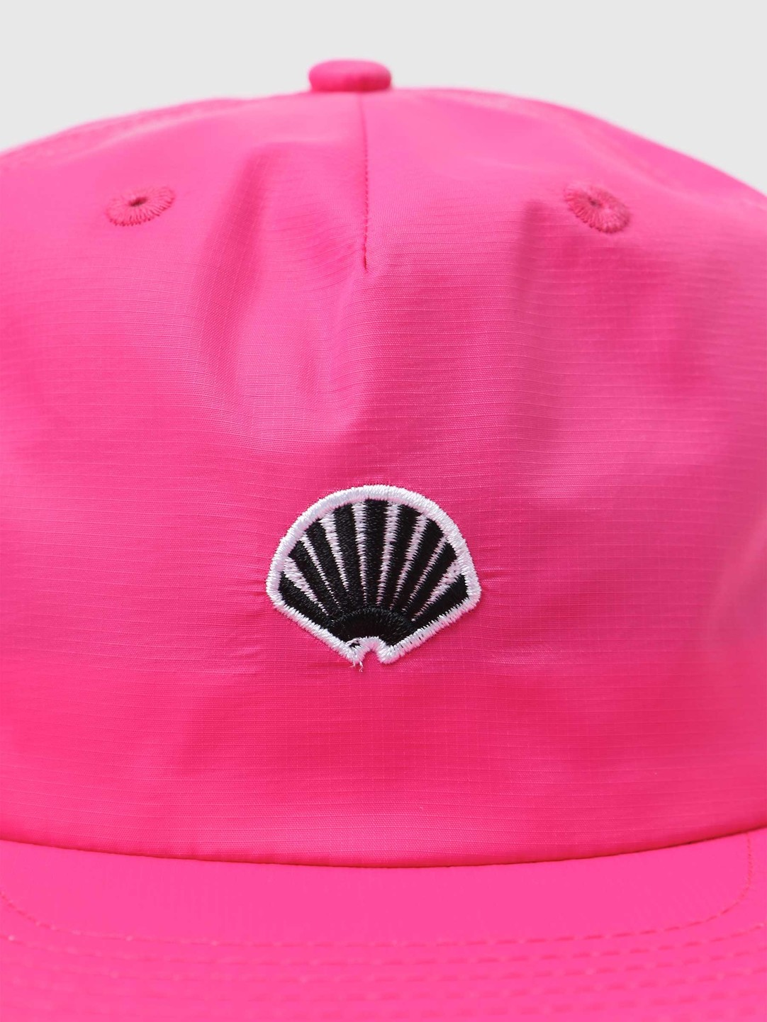 New Amsterdam Surf Association New Amsterdam Surf association Logo Patched Cap Magenta 2021076